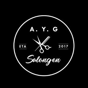 AYG salong loggo